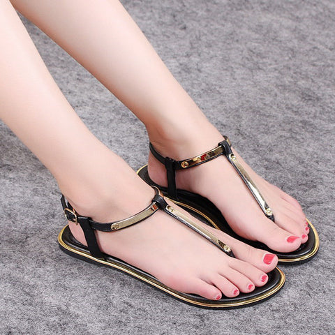 New 2019 summer shoes women sandals high quality casual flip flop