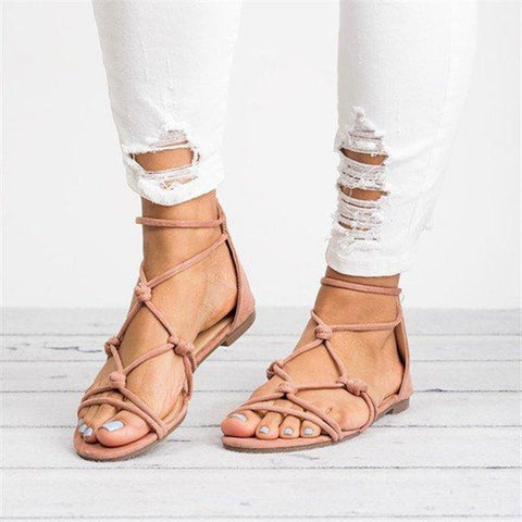 Shoes Woman Sandals  Flop Female Flat Sandals Lady Beach Sandalias