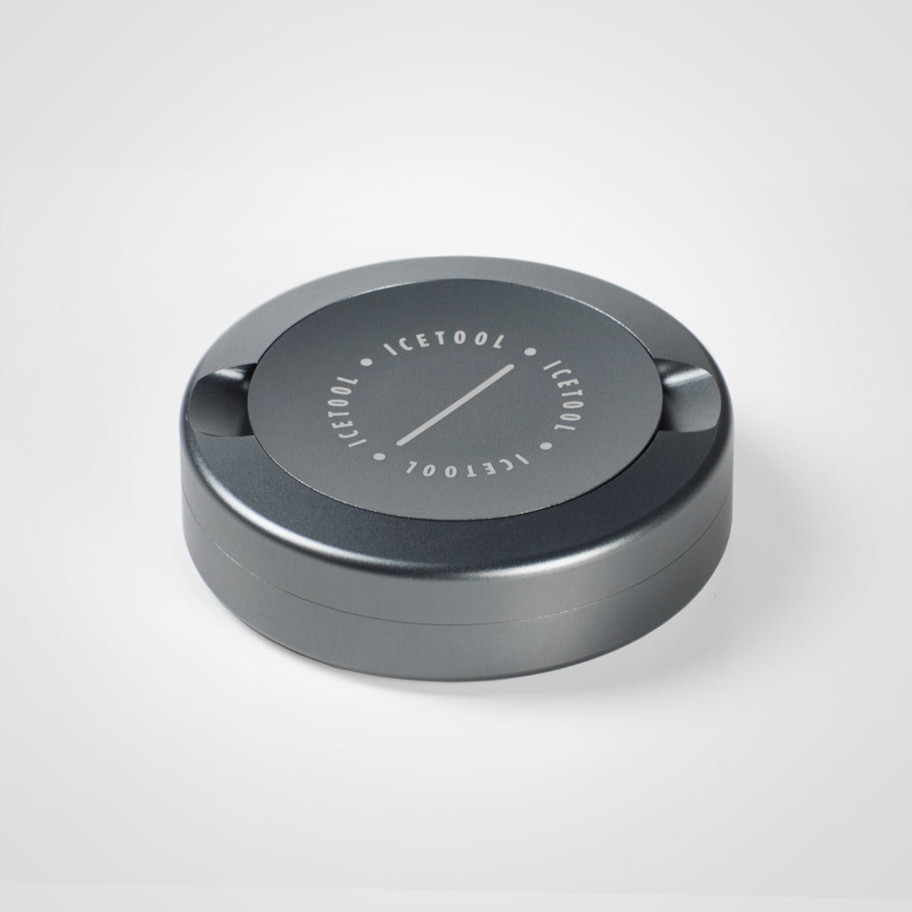 The Can for portion snus - Titan - aluminium
