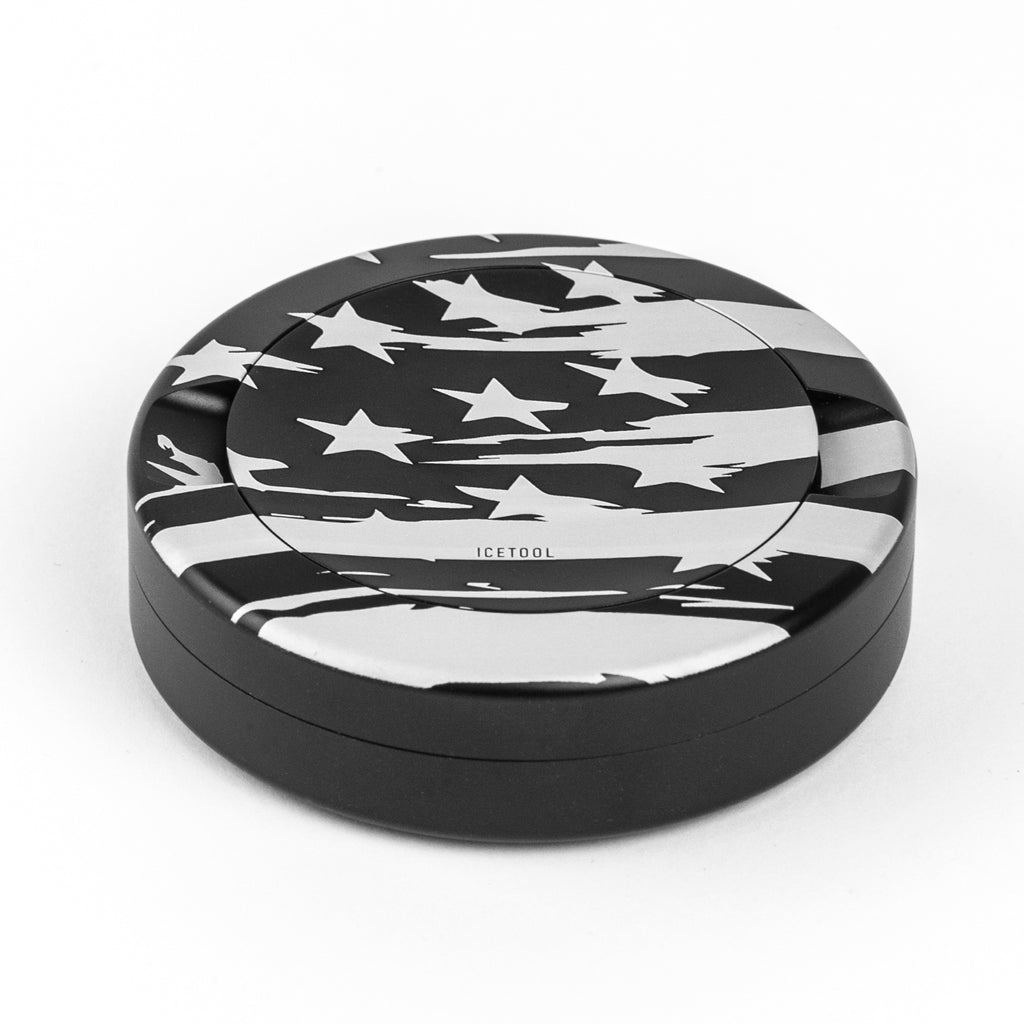 The Can - Black Americana - aluminum
