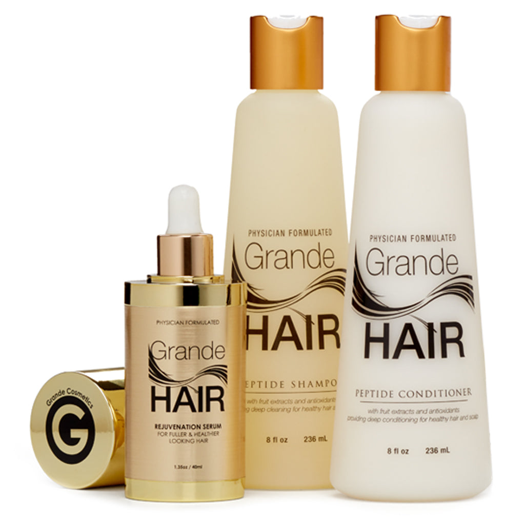 GrandeHAIR Set | Full Size 3 Pc System