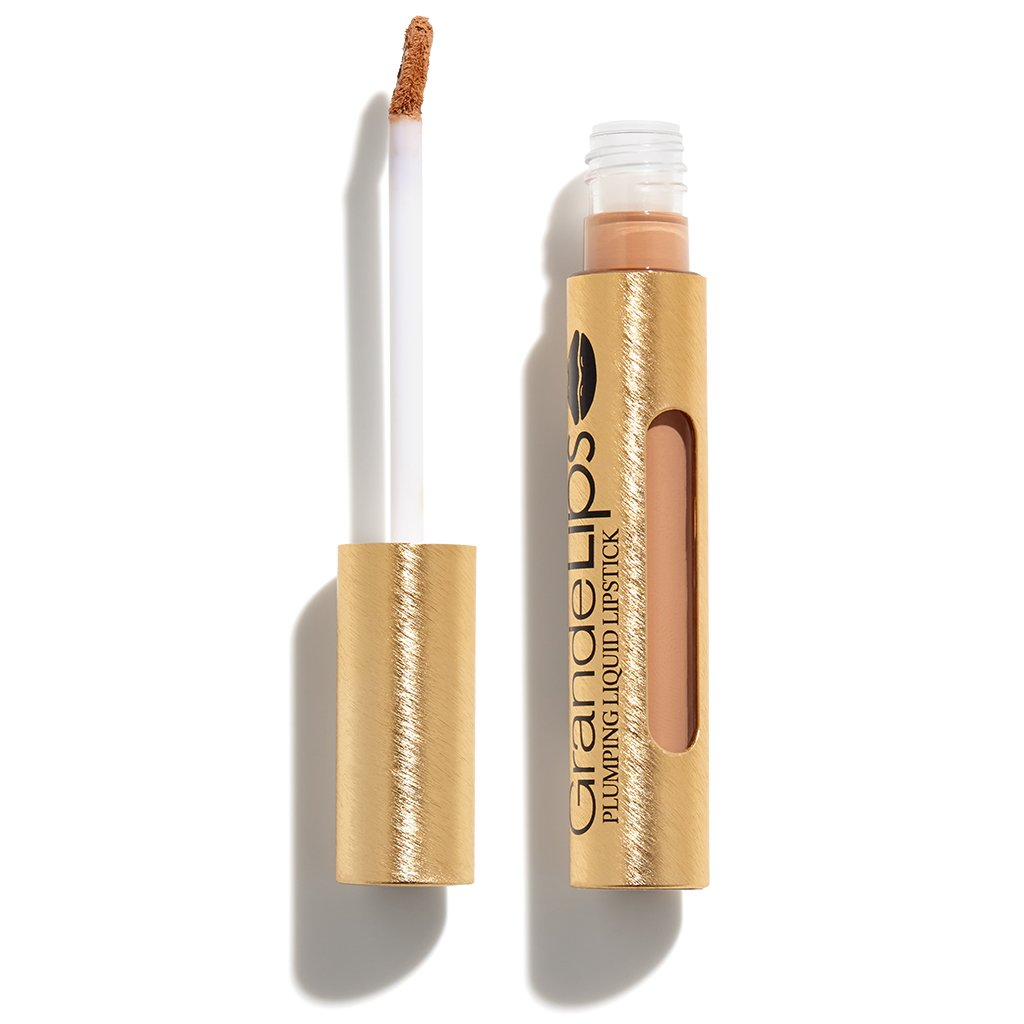 FREE GIFT - GrandeLIPS Plumping Liquid Lipstick | Honey Ginger