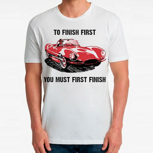 Finish First t-shirt