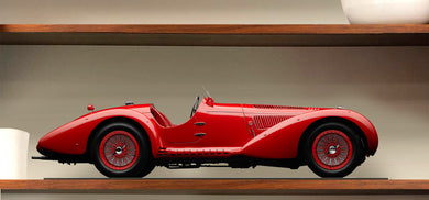 MotoMirage™ Limited Edition 1938 Alfa Romeo 8c 2900B Mille Miglia Spider by Michael Furman