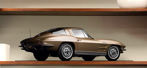 MotoMirage™ Limited Edition 1963 Corvette SWC by Michael Furman