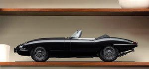 MotoMirage™ Limited Edition 1966 Jaguar E-type roadster by Michael Furman