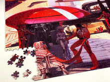 Syd Mead limited edition puzzle: Biomorph Vehicle