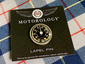 Legendary Dials Mercedes 300SL Speedometer Pin