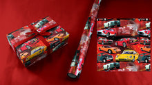 Italian Cars Wrapping Paper