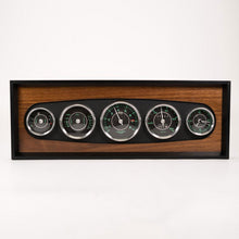 Legendary Dials Limited Edition Instrument Panel Model with clock.