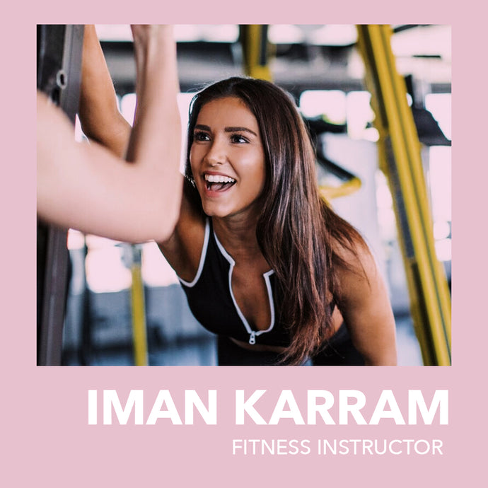 Workout Tips with Iman Karram