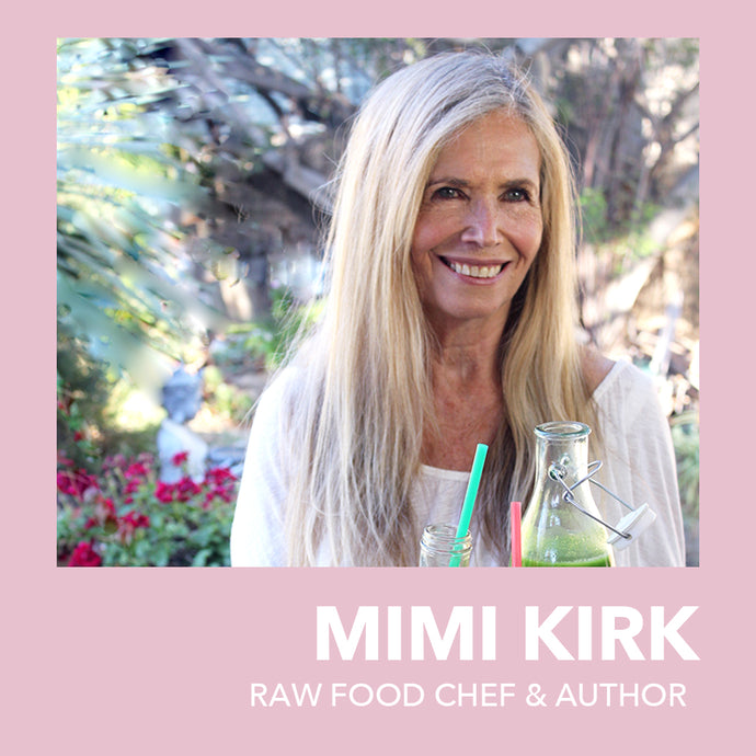 Profiles with Mimi Kirk