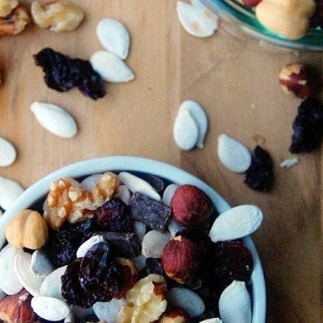 Pumpkin Seed Trail Mix
