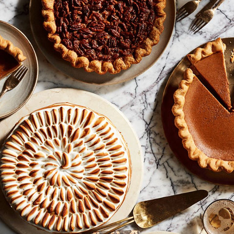 Plant-Based Pies for Fall