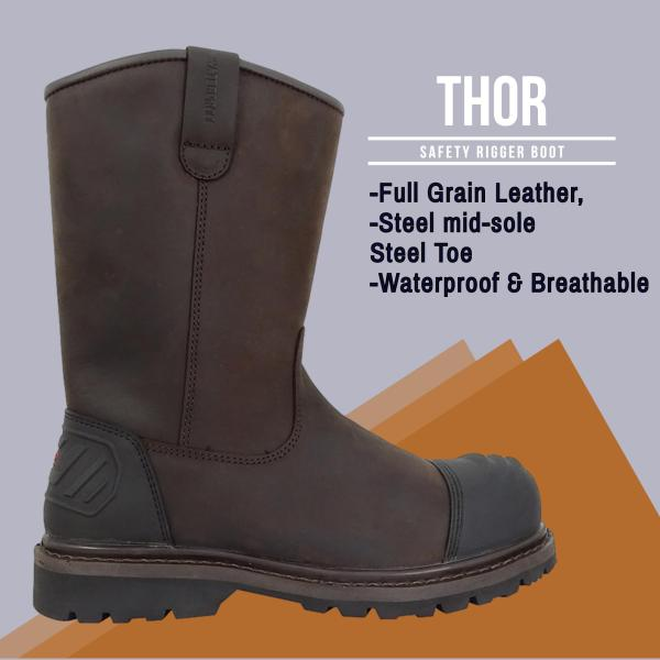 Hoggs Thor Rigger boot