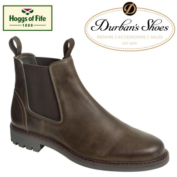 Hoggs of fife brown dealer chelsea boot