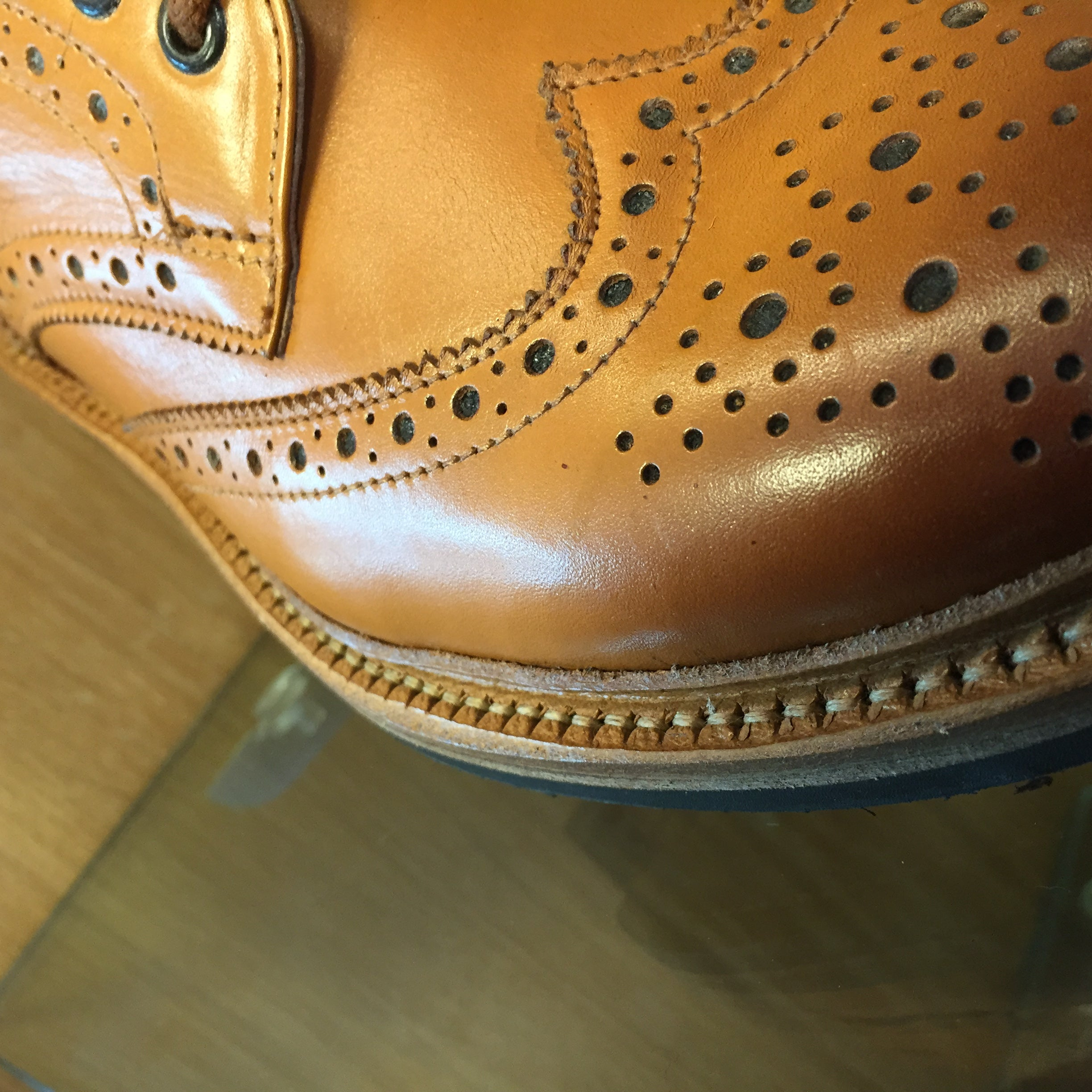 Catesby Brogues