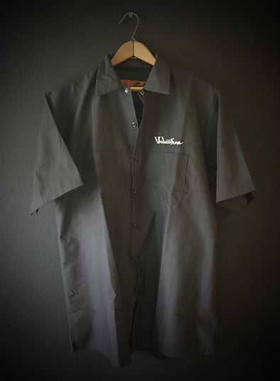 Gray Work Shirt