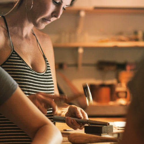 Metalsmithing 102 Workshop
