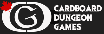 Cardboard Dungeon Games
