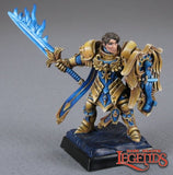 Reaper 03292: Almaran the Gold, Paladin