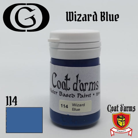 114 Wizard Blue