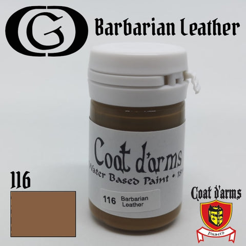 116 Barbarian Leather