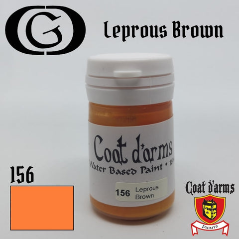 156 Leprous Brown