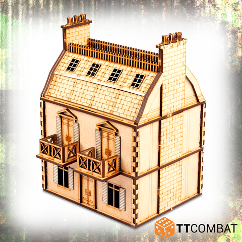 City 2 Storey Rowhouse (25mm)