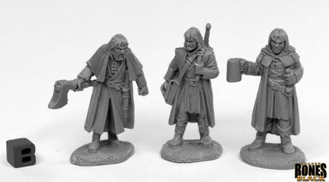 Reaper 44016: Dreadmere Mercenaries (3)