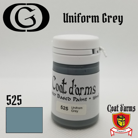 525 Uniform Grey