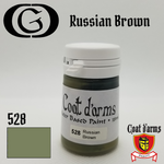 528 Russian Brown