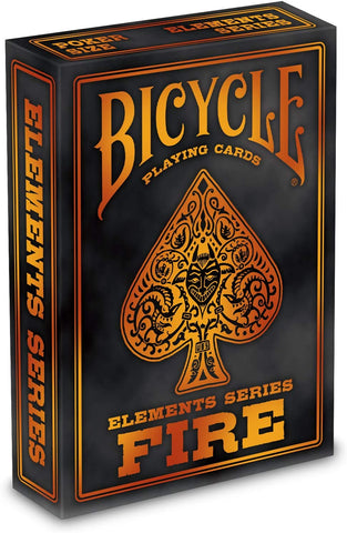 Bicycle: Elements Series - Fire