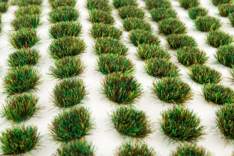 Autumn 4mm Grass Tufts (100)