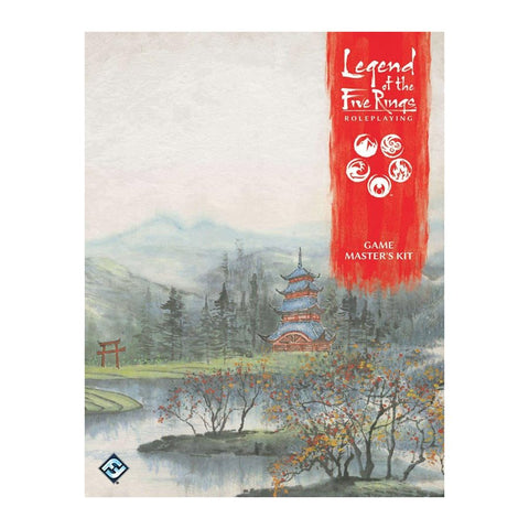 Legend of the Five Rings: Game Master's Kit