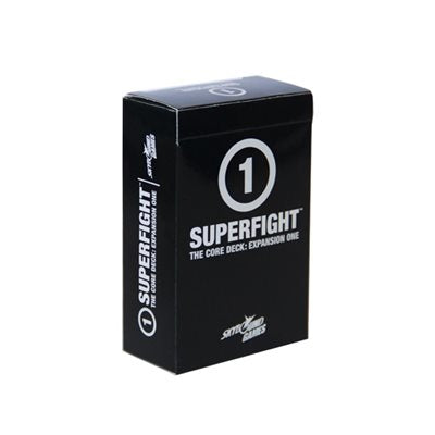 Superfight: The Core Deck Expansion 1