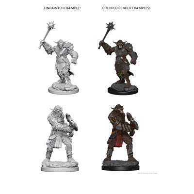 Wave 1: Bugbears