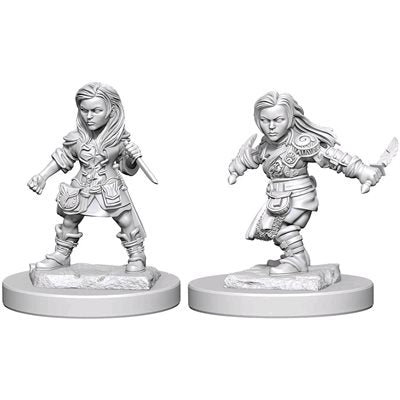 Wave 1: Halfling Female Rogue
