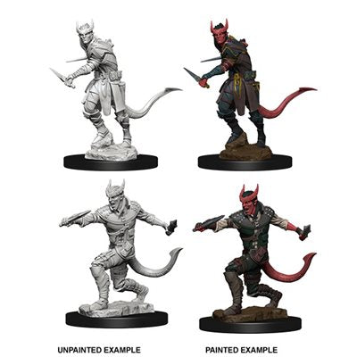 Wave 5: Tiefling Male Rogue