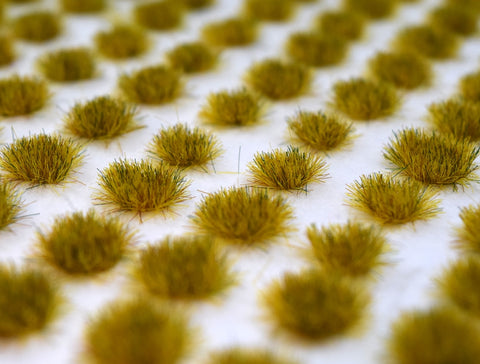 Wild Meadow 4mm Grass Tufts (100)
