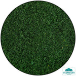 Tree Foliage - Dark Green (3mm)