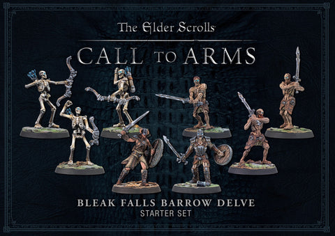 The Elder Scrolls: Call to Arms - Bleak Falls Barrow Delve Set
