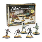 Fallout: Wasteland Warfare - Assaultrons & Protectrons