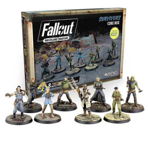 Fallout: Wasteland Warfare - Survivors