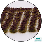Heather 6mm Self Adhesive Tufts (100)
