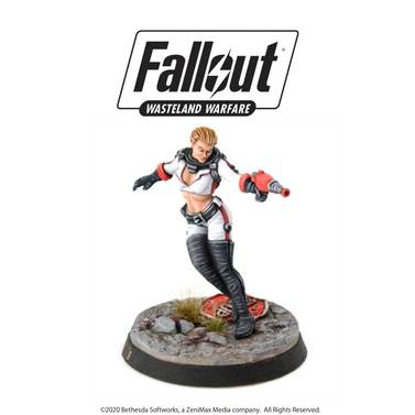 Fallout: Wasteland Warfare - Nuka Cola Girl