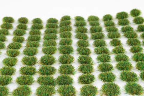 Spring 4mm Grass Tufts (100)