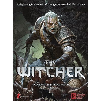 The Witcher (Core Rulebook)