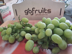 US 43 Green  - Seedless Grapes (500g)