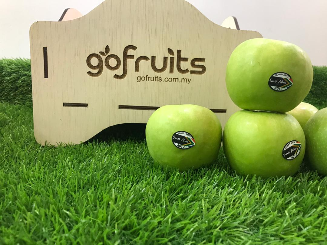 South Africa Granny Smith Green Apple (6pcs)